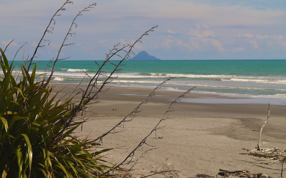 Hucks Bay North Eastland - Gisborne Peninsula North Island NZ