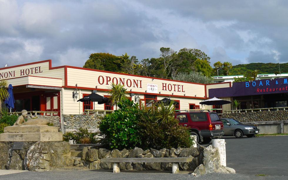 Opononi Hokianga Harbour Far Northland NZ