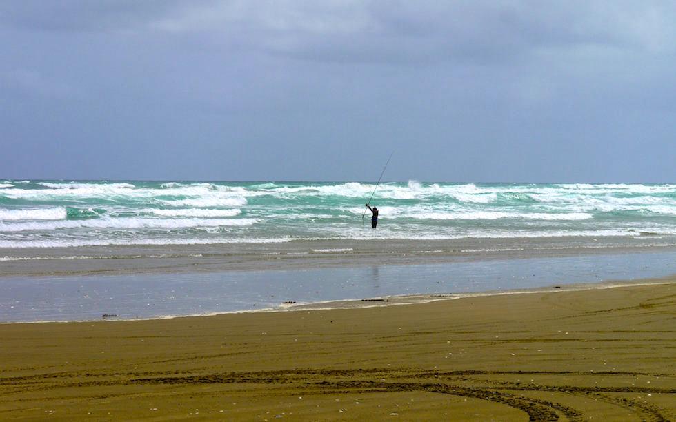 Ninety Mile Beach North Island NZ