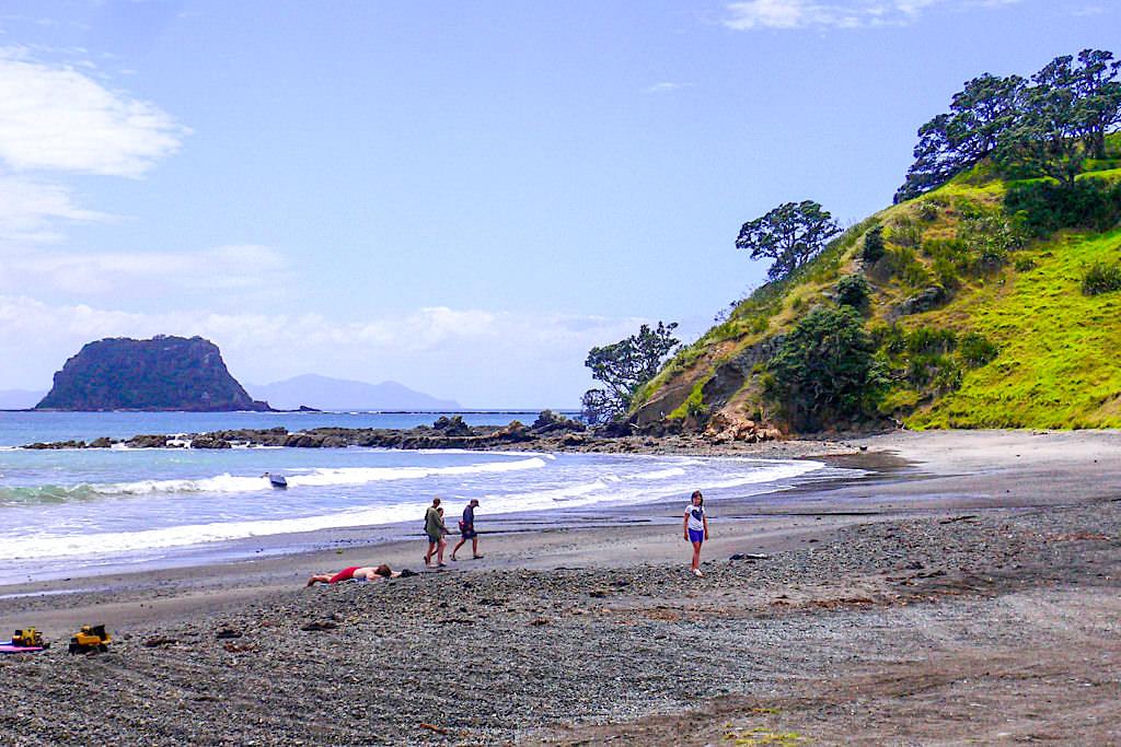 Port Jackson Bay - Paradiesische Idylle, Coromandel Highlight & Geheimtipp - Nordinsel, Neuseeland
