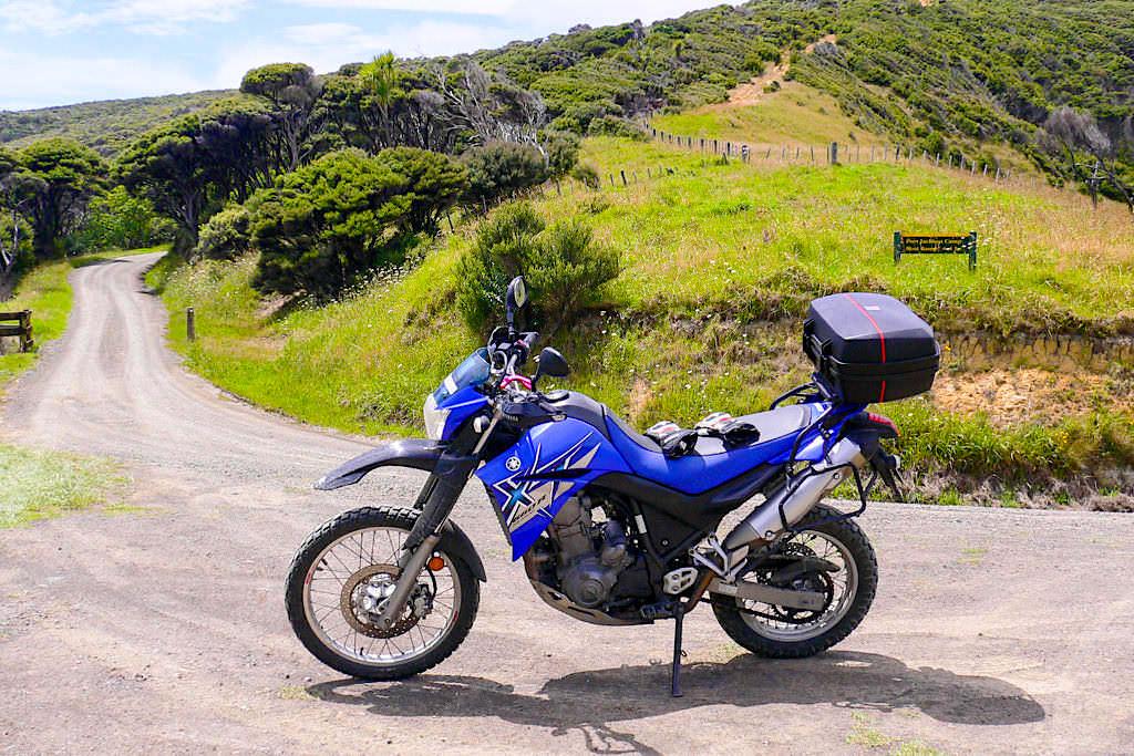 Port Jackson Bay - Motorradtour: hier ist der Weg schon das Ziel - Nordinsel, Neuseeland
