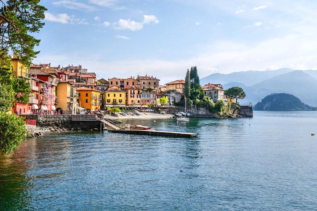 Varenna - Alter Hafen, eine zauberschöne Bucht und Idylle pur - Comer See Insider Tipps - Italien