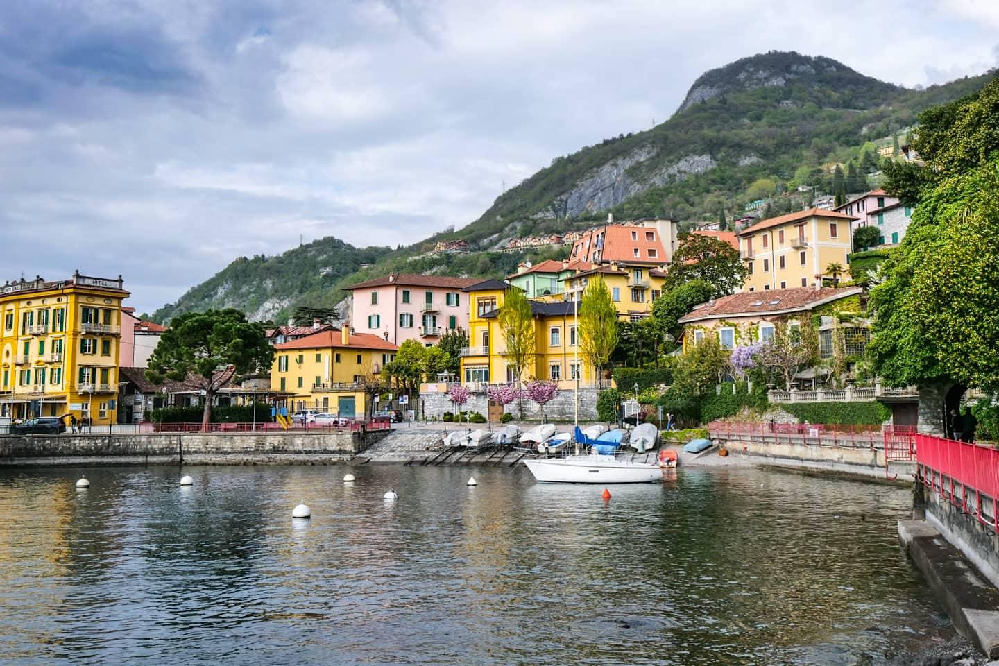 Zauberschönes Varenna - Der schönste Ort am Comer See - Lombardei, Italien