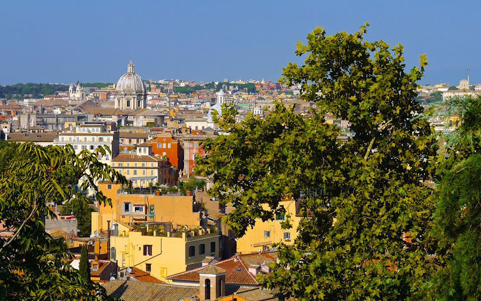 View-from-Janiculum-Hill-on-Rome-and-Travestere