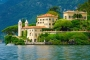 Comer See von seiner schönsten Seite: Gärten, Villen, Natur & bunte Orte