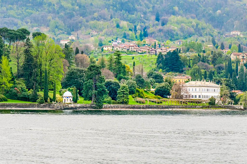 Villa Melzi und Garten - Bellagio am Comer See - Lomabardei, Italien