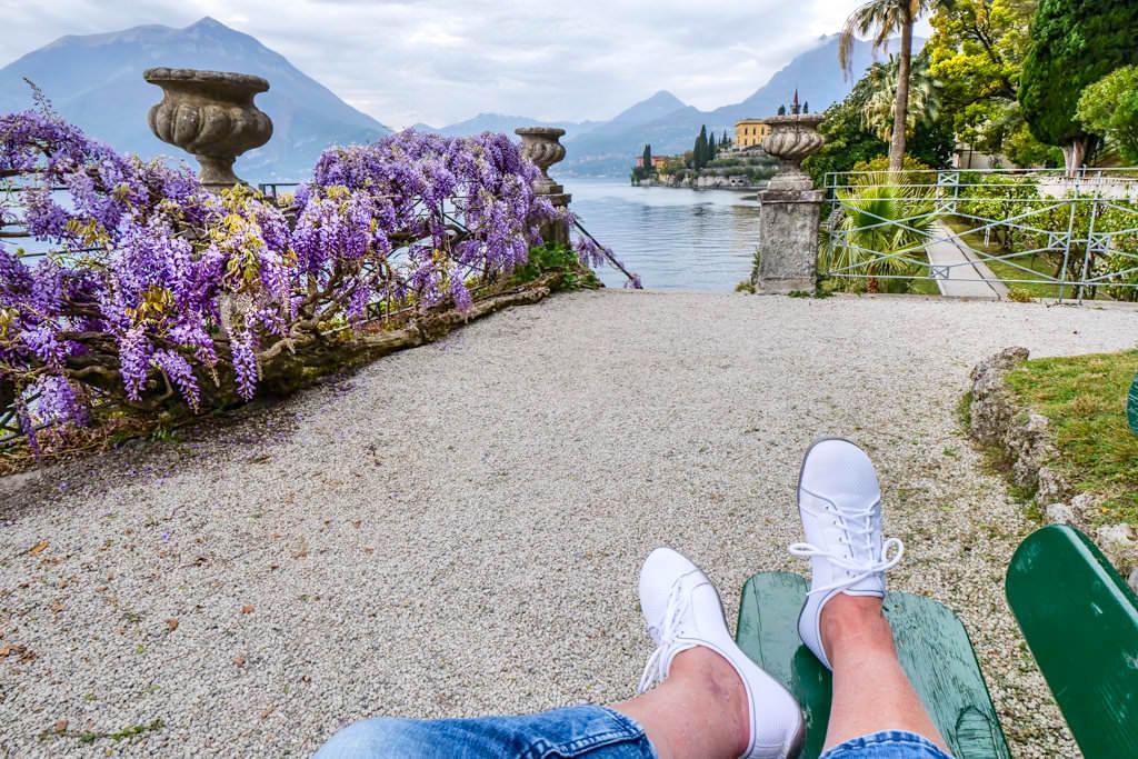 Villa Monastero - Die schönste & bedeutendste Villa auf der Ostseite des Comer Sees - Lombardei, Italien