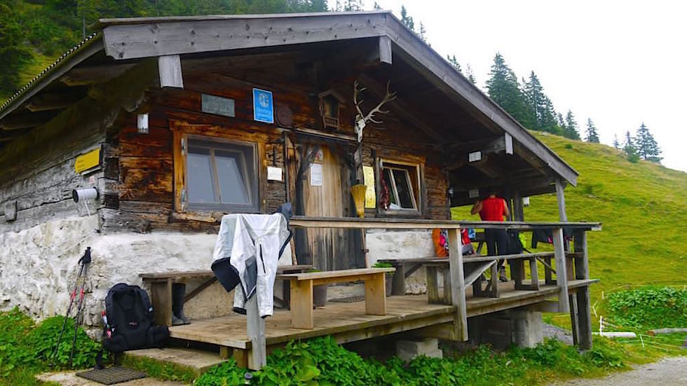 Blaubergalm - Wunderschöne Blauberge Wanderung beim Tegernsee in Bayern
