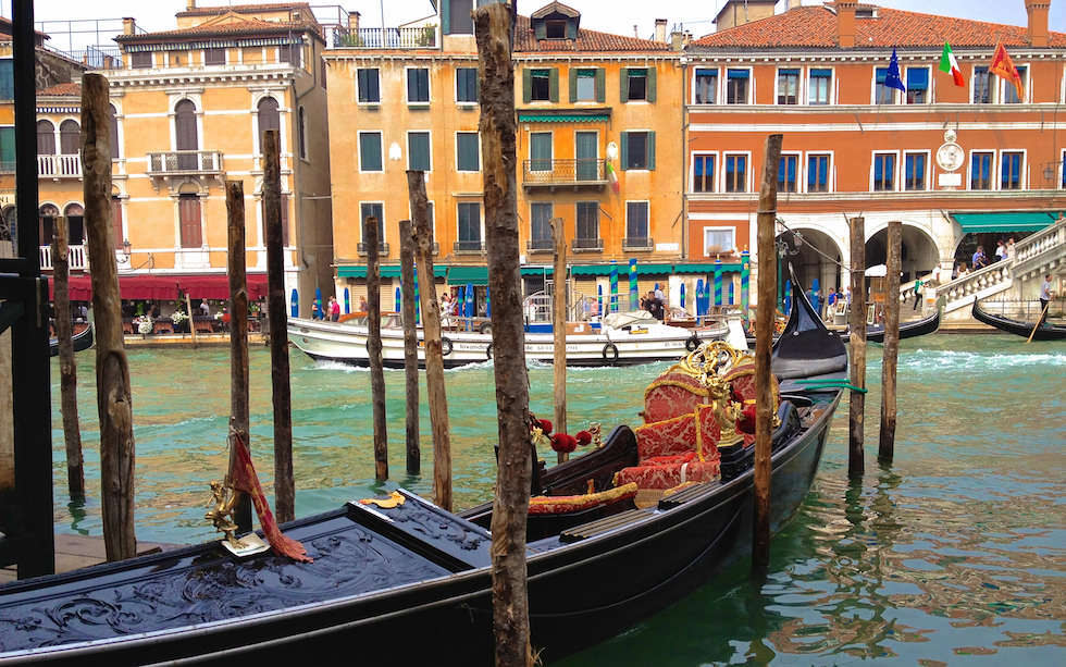 Grand Canal - Canal Grande Venice Italy