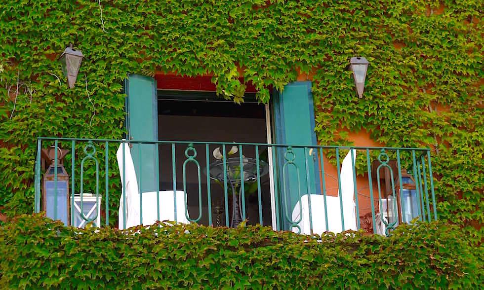 Fenster Capalbio Toskana Italien