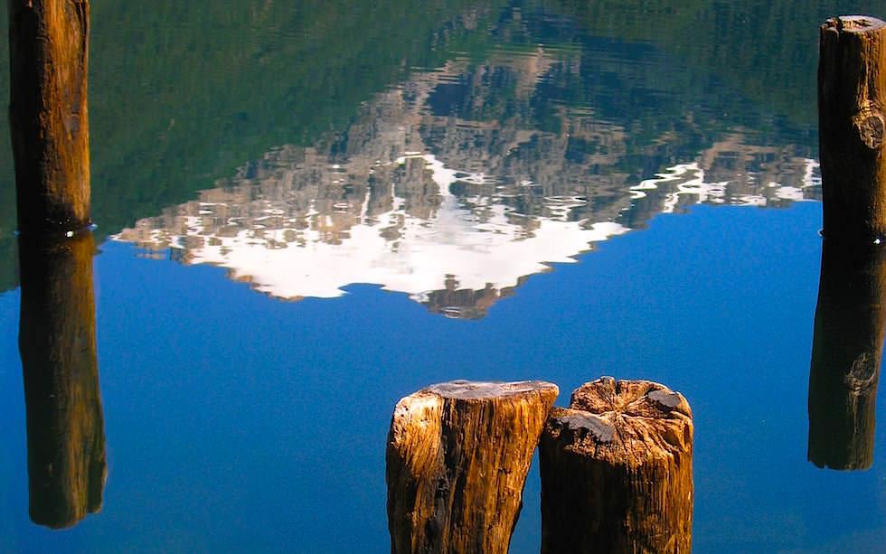 Spiegelungen Süd-Patagonien