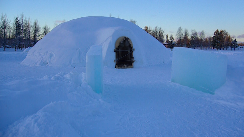 Igloo in sorsele