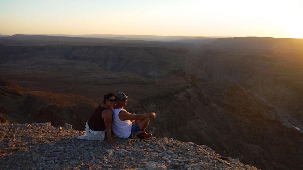 Namibia - Fish River Canyon