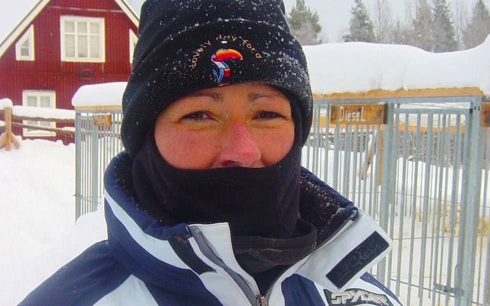 Husky Schlittentour Lappland