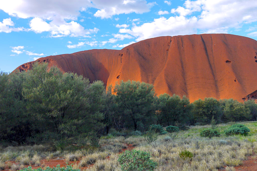 Ayers Rock / Uluru - Rundwanderung Base Walk- Northern Territory