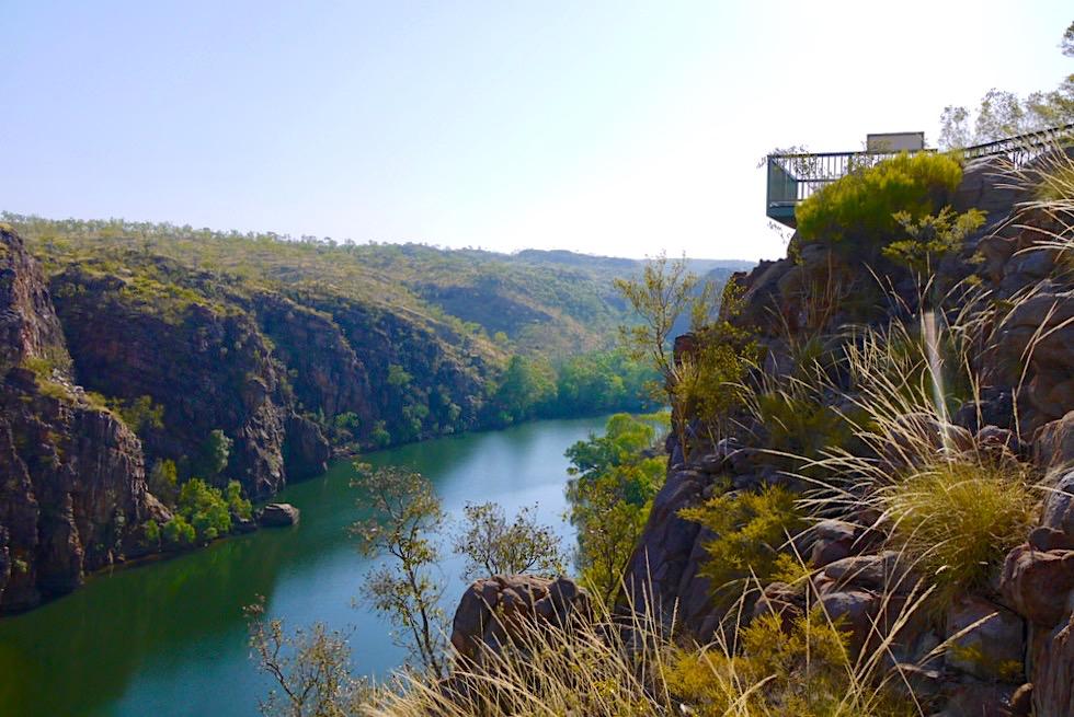Baruwei Lookout - Katherine Gorge Wanderung - Nitmiluk National Park - Northern Territory