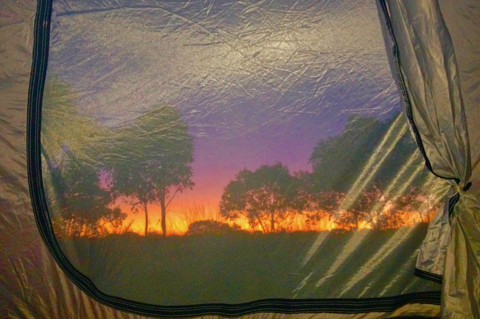 Karlu Karlu & Devil Marbles - Faszinierender Sonnenaufgang - Northern Territory