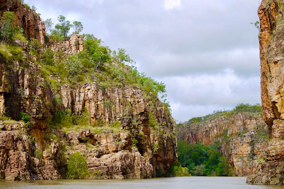 Katherine Gorge - Bolung & Jawoyns Dreamtime Story - Nitmiluk National Park - Northern Territory