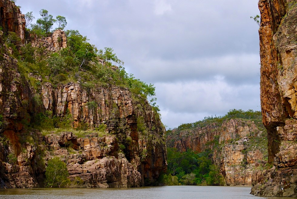 Atemberaubend: Katherine Gorge & Katherine River - Nitmiluk National Park - Northern Territory