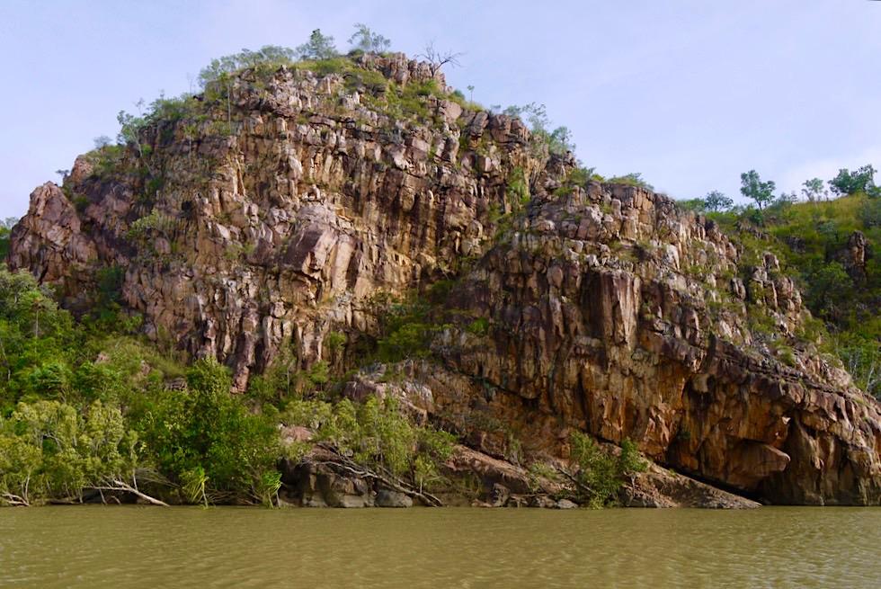 Katherine Gorge - Vereinzelte Sandstein-Felsblöcke - Nitmiluk National Park - Northern Territory