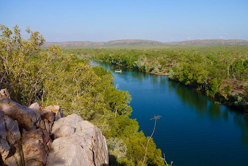 Katherine Gorge Wanderung- Baruwei Lookout - Nitmiluk National Park - Northern Territory