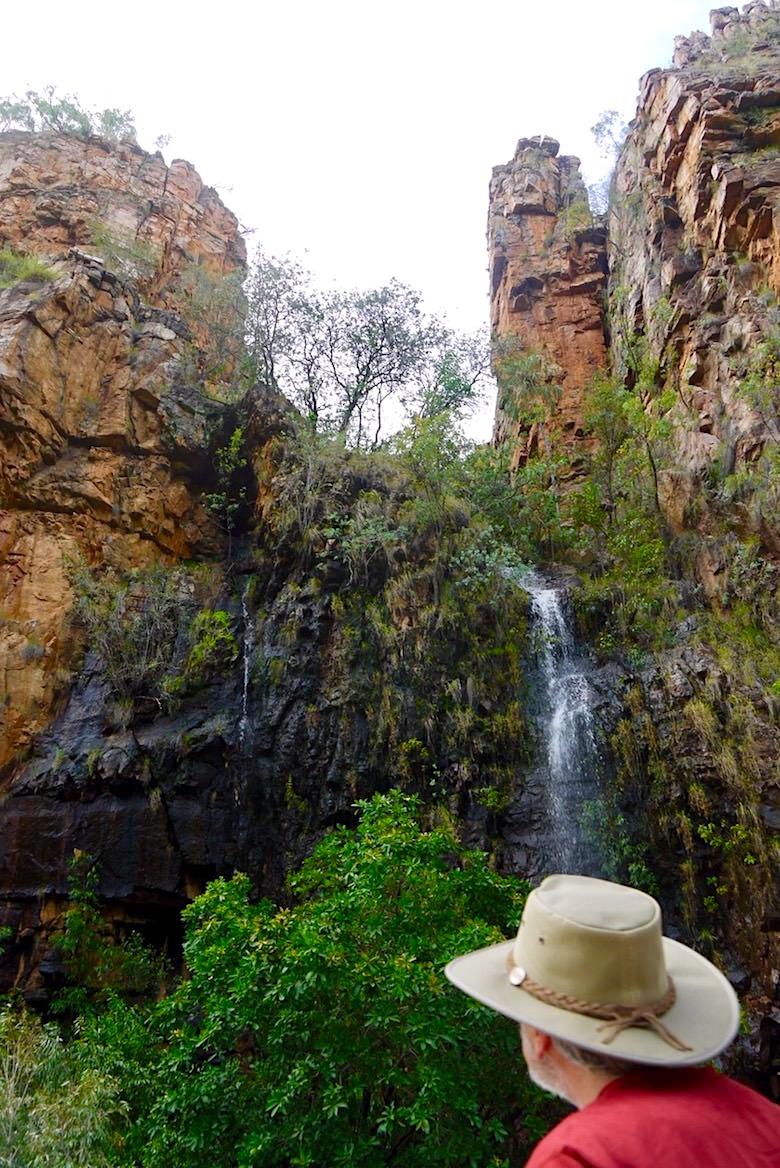 Katherine Gorge - Wasserfälle der 2. Schlucht - Nitmiluk National Park - Northern Territory