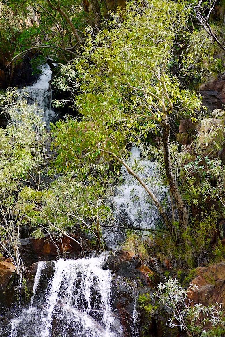 Katherine Gorge - wunderschöne Wasserfall-Kaskaden - Nitmiluk National Park - Northern Territory