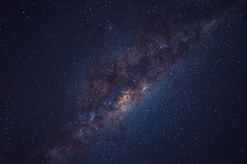 Milchstrasse - Sternenhimmel