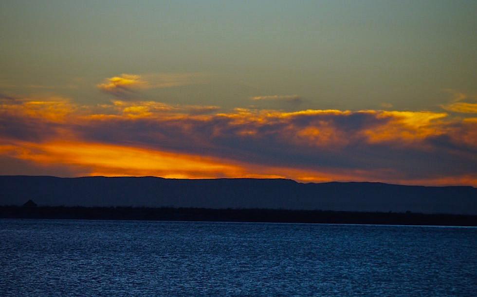 Sunset La Paz Baja California