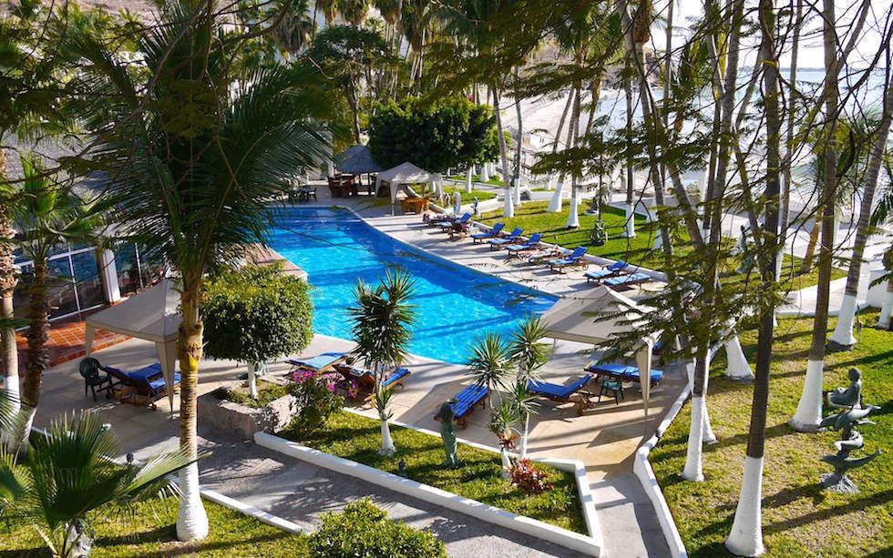 The Cortez Club Hotel La Paz Baja California