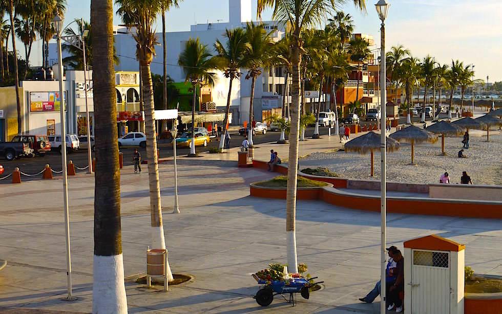 Baja California La Paz Malecon