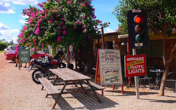 Daly Waters Historic Pub Northern Territory