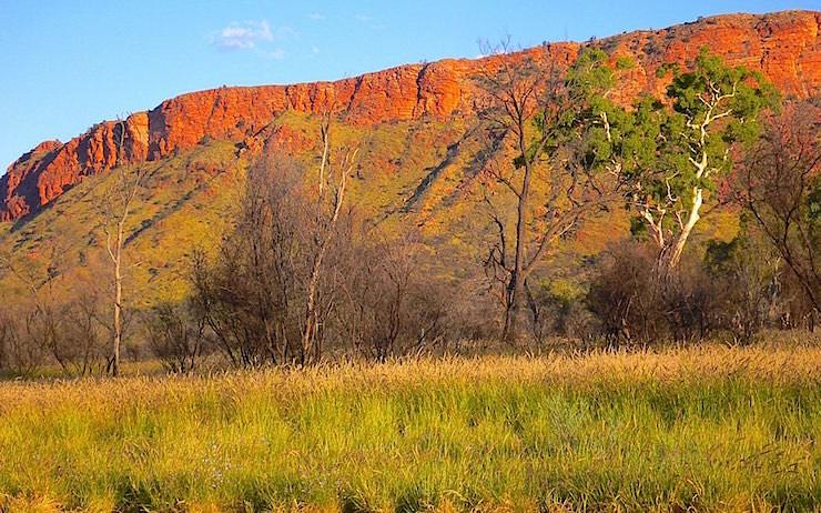 Glen Helen MacDonnell National Park - Alice Springs - MacDonnell Range