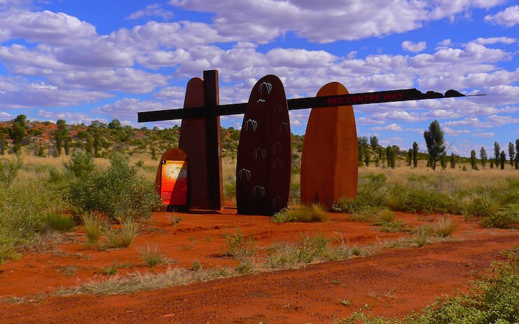 Red Center Australia Northern Territory