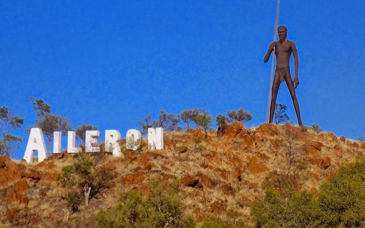 Aileron Roadhouse Northern Territory Australia