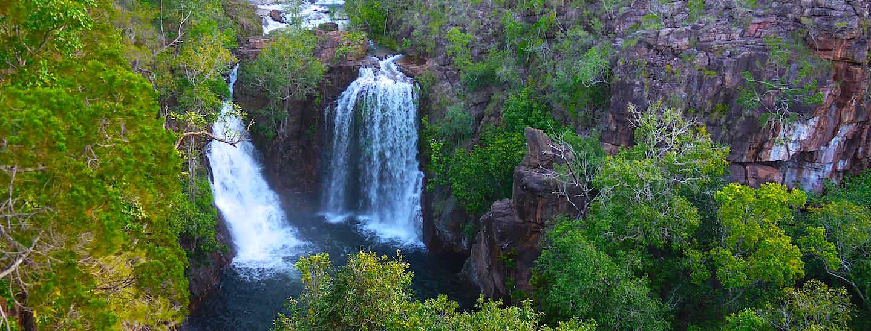Litchfield Nationalpark – Wasserfälle, Rock Pools & gigantische Termitenhügel