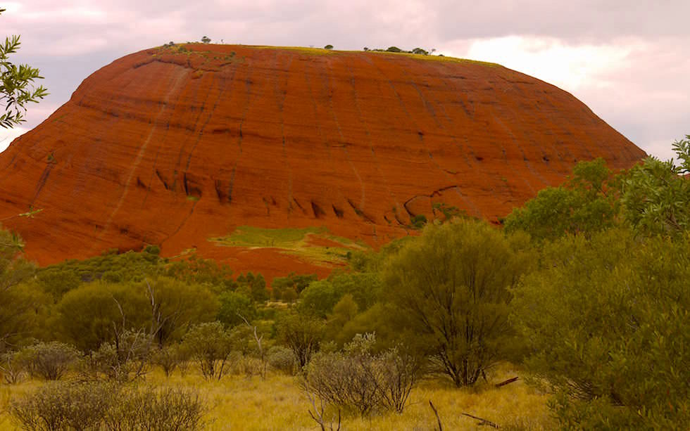 Kata Tjuta - The Olgas near Uluru Austalia - Northern Territory