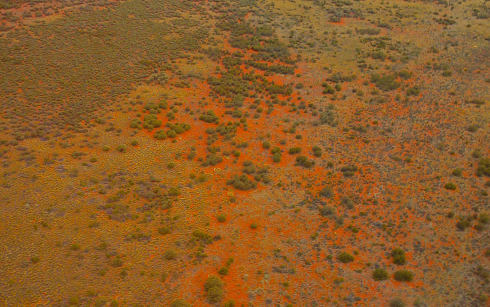 Uluru Kata Tjuta Nationa Park Helicopter Flight