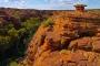 """Kings Canyon – Wandern im atemberaubenden """"Grand Canyon"""" Australiens"""