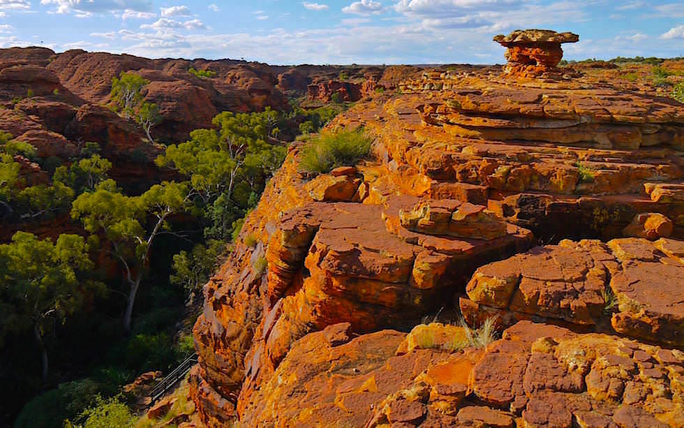 Kings Canyon Grand Canyon Australien - Northern Territory
