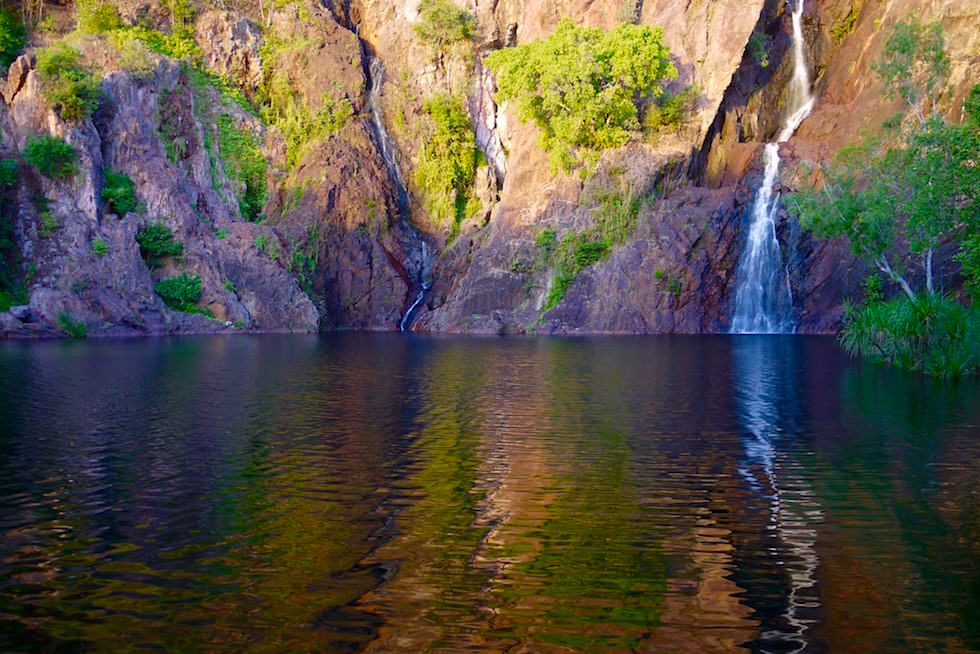 Wangi Falls - Sonnenuntergang - Litchfield National Park - Northern Territory