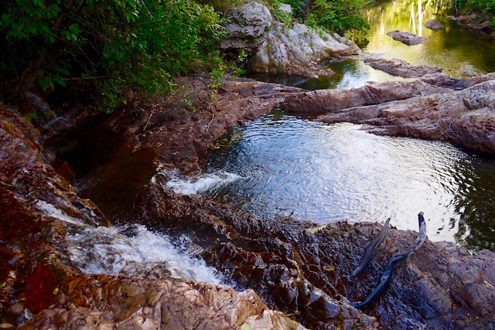 Litchfield National Park: Atemberaubend schön & einsam: Lower Cascade Wanderung - Northern Territory