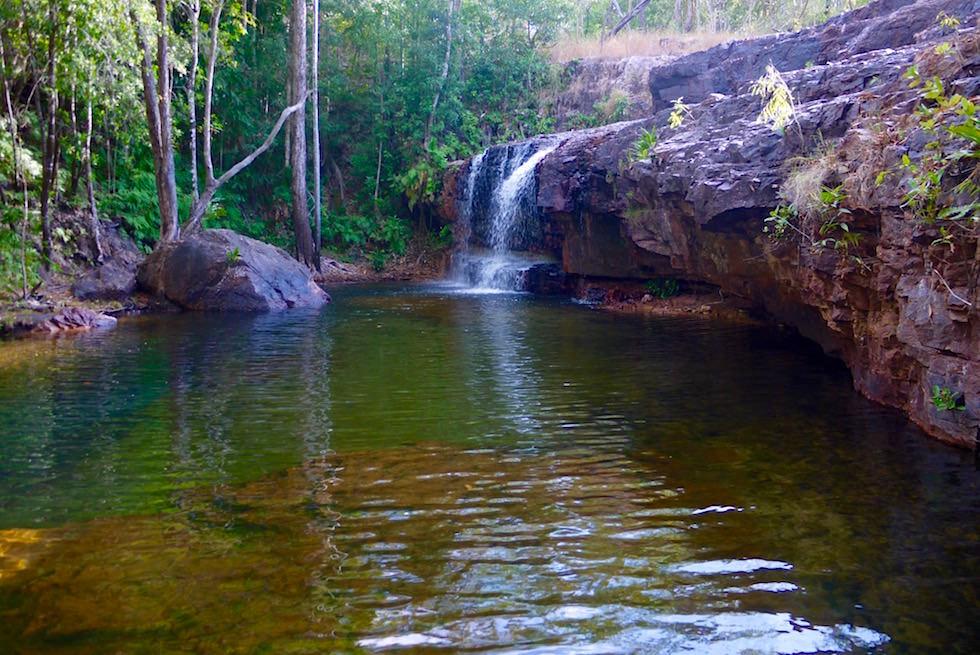 Litchfield National Park - Eindrucksvolle Wanderung zu den Curtain Falls - Northern Territory