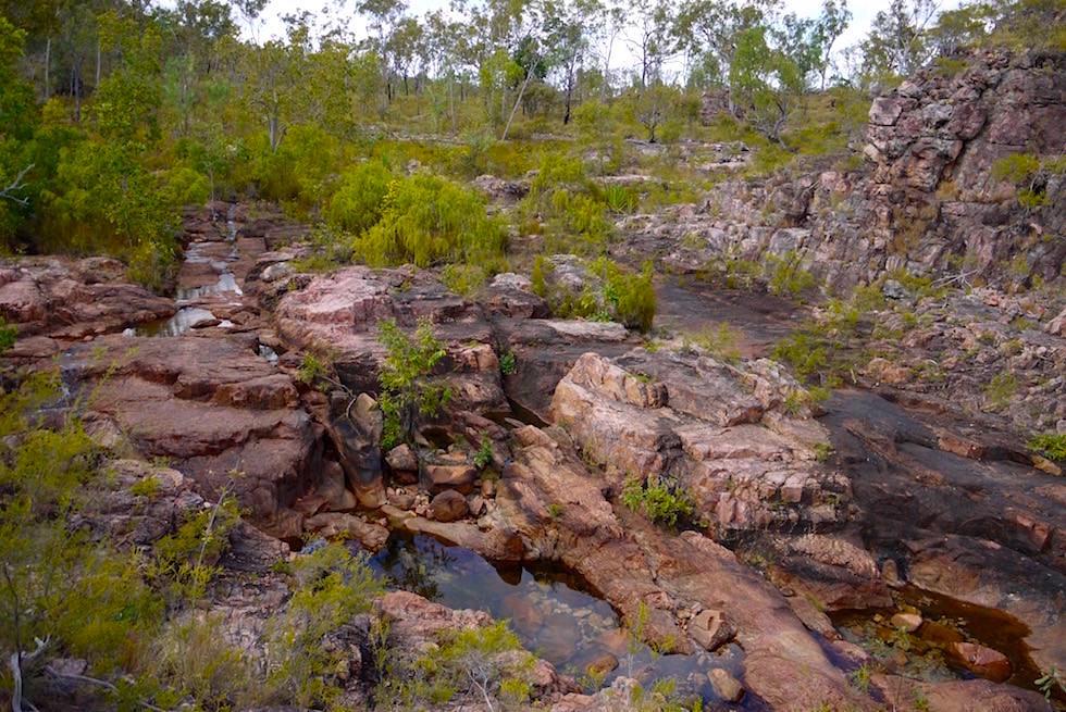 Tolmer Falls Walk - Litchfield National Park - Northern Territory