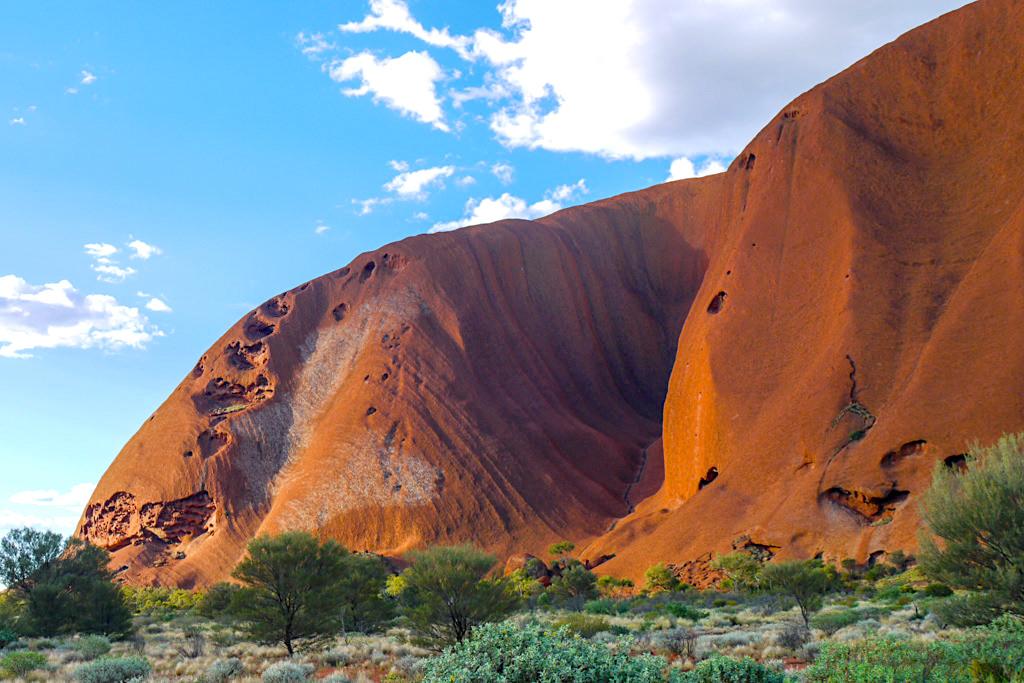 Uluru - Heiliger Berg, Kraftort, Songlines & Traumzeit Legenden - Northern Territory