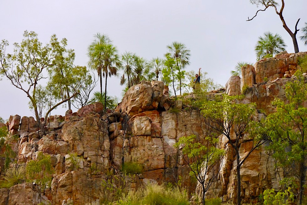 Wanderungen Katherine Gorge - Nitmiluk National Park - Northern Territory