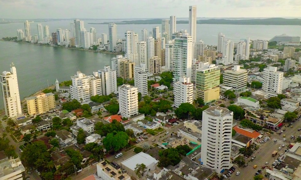 Cartagena Neustadt - Kolumbien