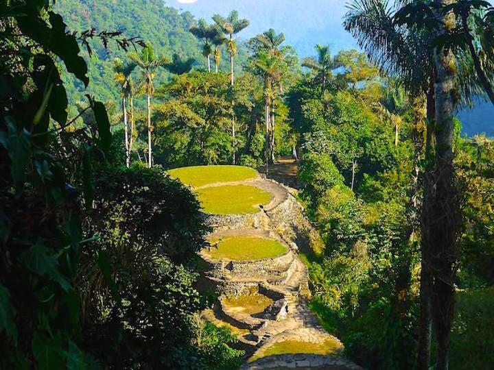 Ciudad Perdida - Faszinierendes, unvergesslich schönes Dschungel-Trekking zu der Verlorenen Stadt - Kolumbien