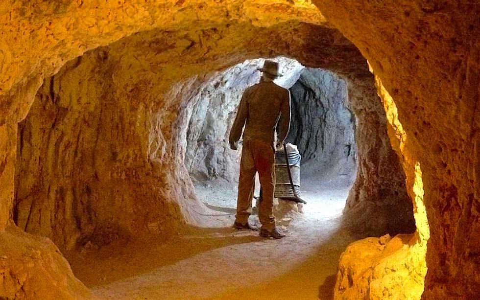 Opal Mines Coober Pedy Australia