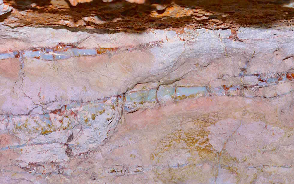Opal Minen in Coober Pedy South Australia